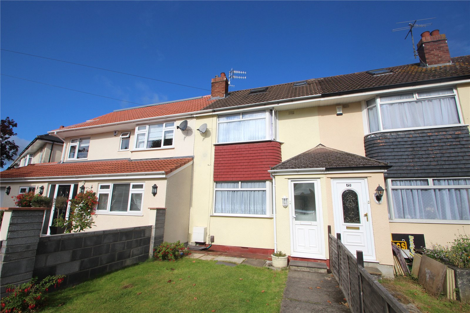 4 Bedrooms Terraced House for sale in Headley Park Avenue Headley Park BRISTOL BS13