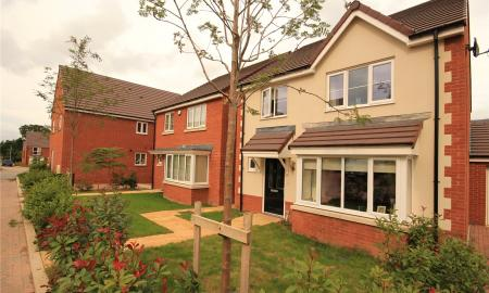 Photo of 4 bedroom House for sale in Rowan Drive Lyde Green Bristol BS16