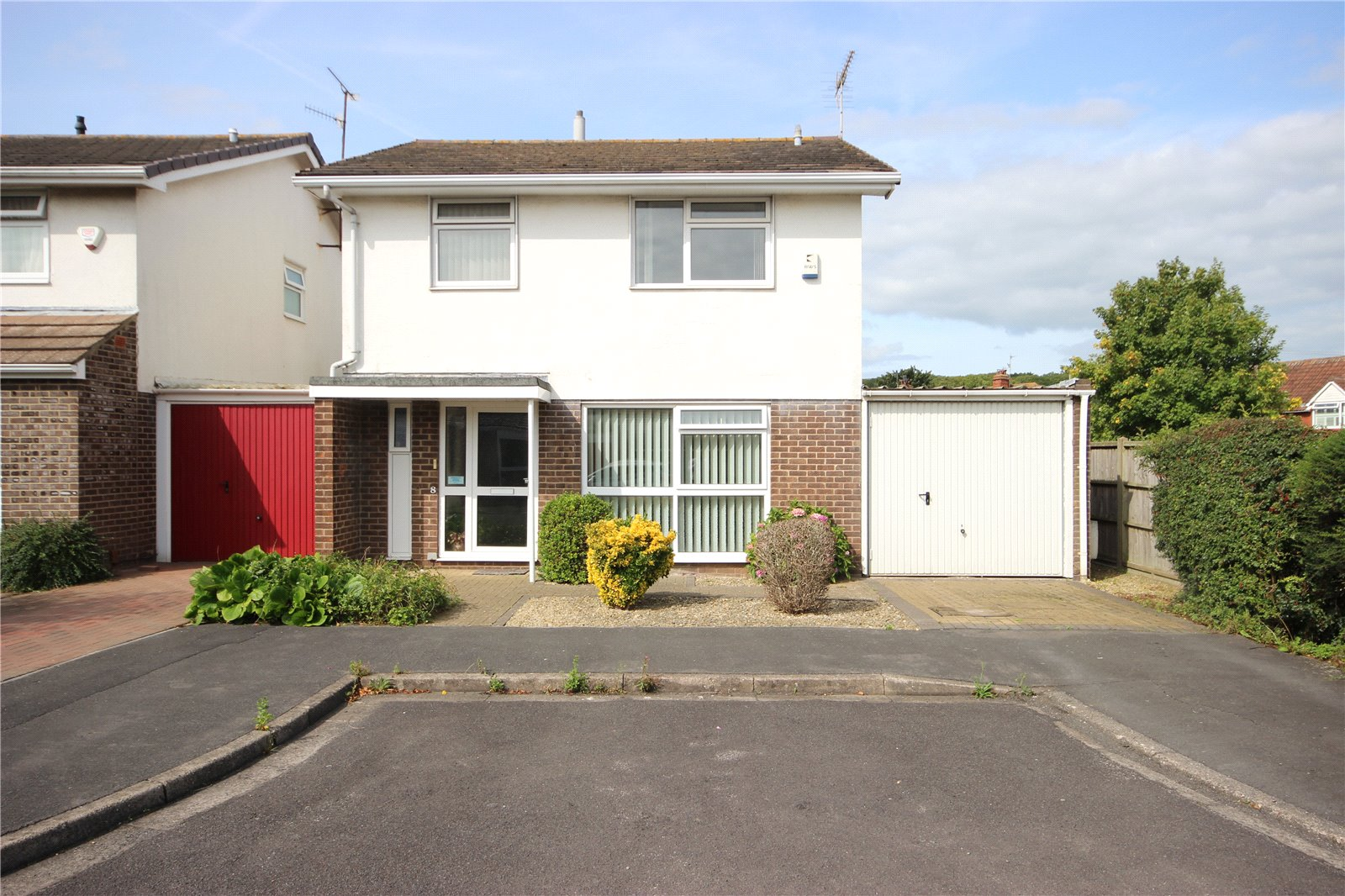 4 Bedrooms Detached House for sale in Gleneagles Drive Henbury Bristol BS10