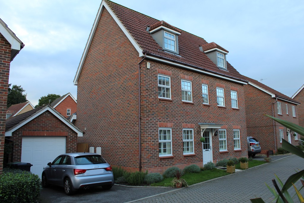 5 Bedrooms Detached House for sale in Thetford IP24