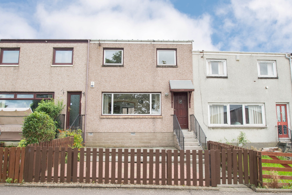 3 Bedrooms Terraced House for sale in St Peters Court, Inverkeithing KY11