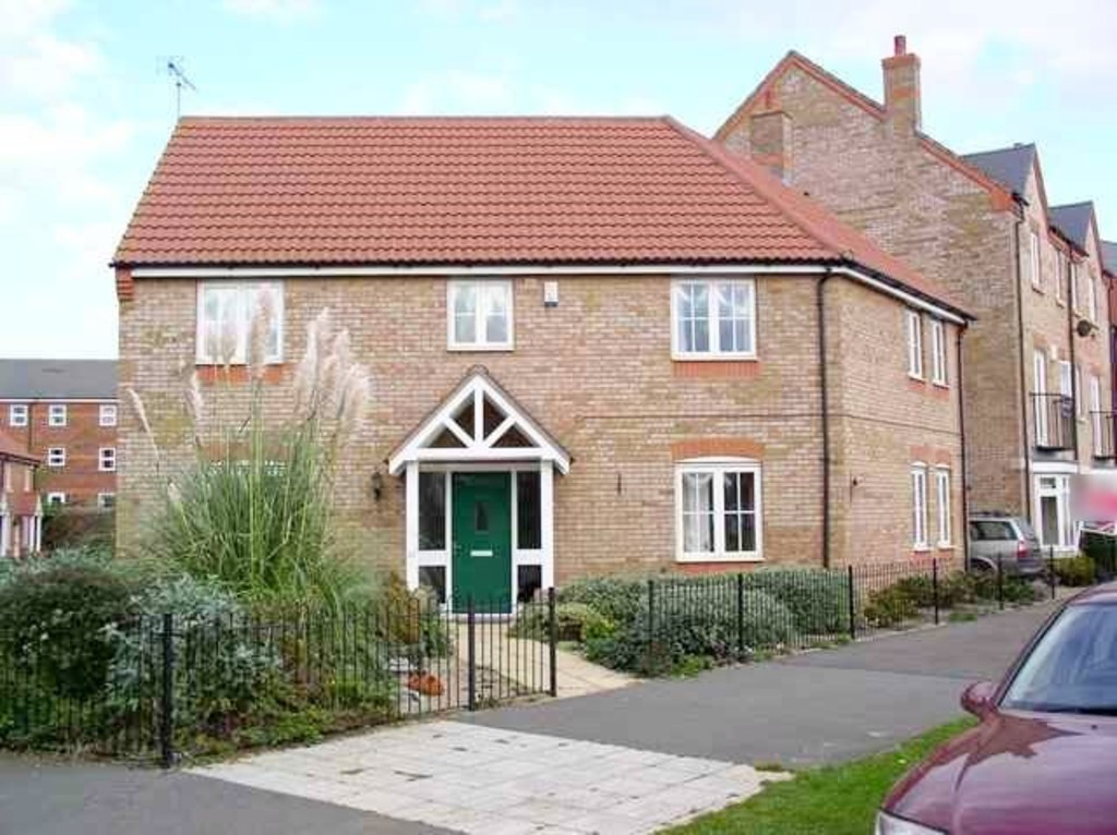 4 Bedrooms Detached House for sale in Venables Way, Lincoln LN2