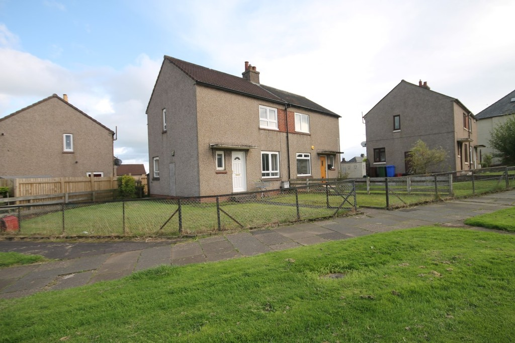 2 Bedrooms Semi Detached House for sale in KILMARNOCK - Munro Avenue KA1