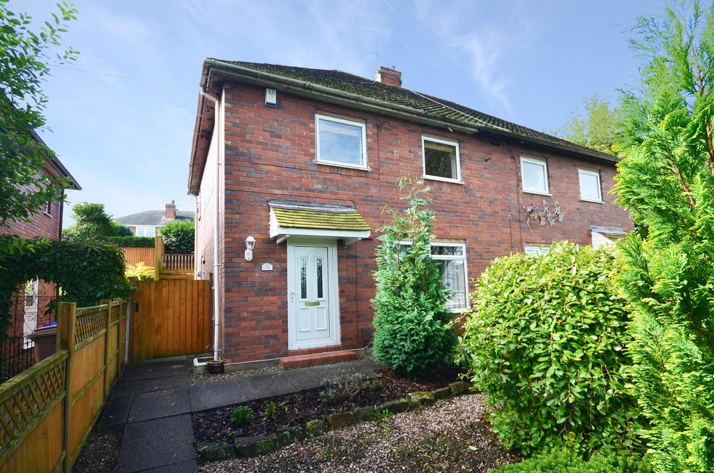3 Bedrooms Semi Detached House for sale in Rosemary Place Sneyd Green ST1