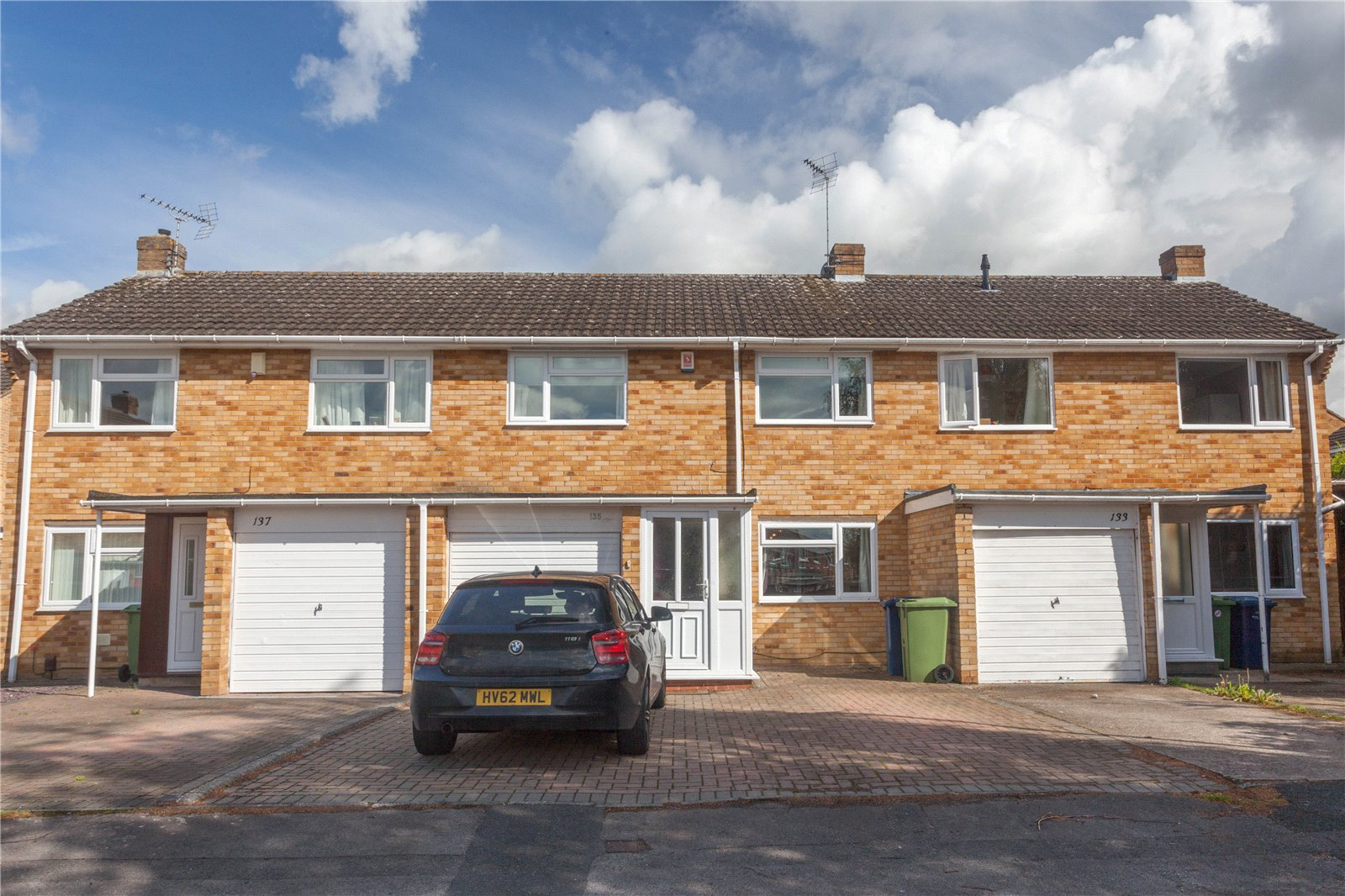 3 Bedrooms Terraced House for sale in Abbotswood Road Brockworth Gloucester GL3