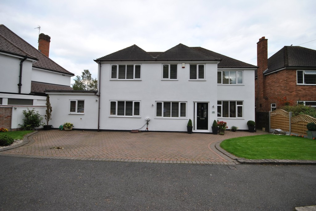 5 Bedrooms Detached House for sale in Tanworth Lane, Shirley B90