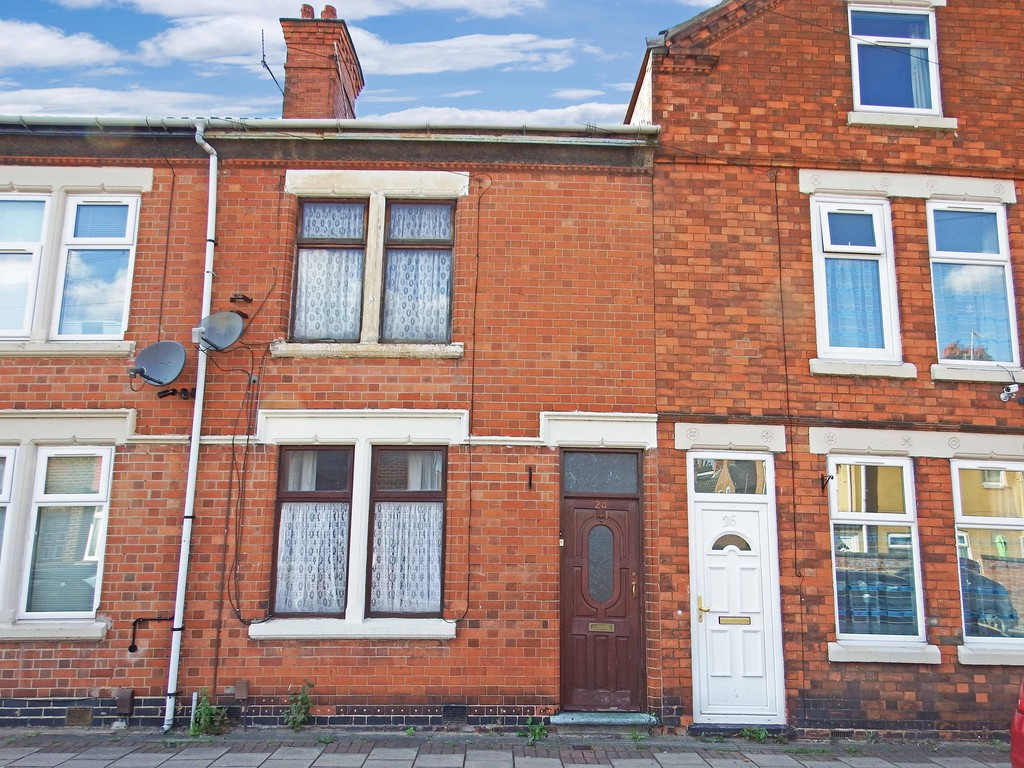 3 Bedrooms Terraced House for sale in Glebe Street, Loughborough LE11