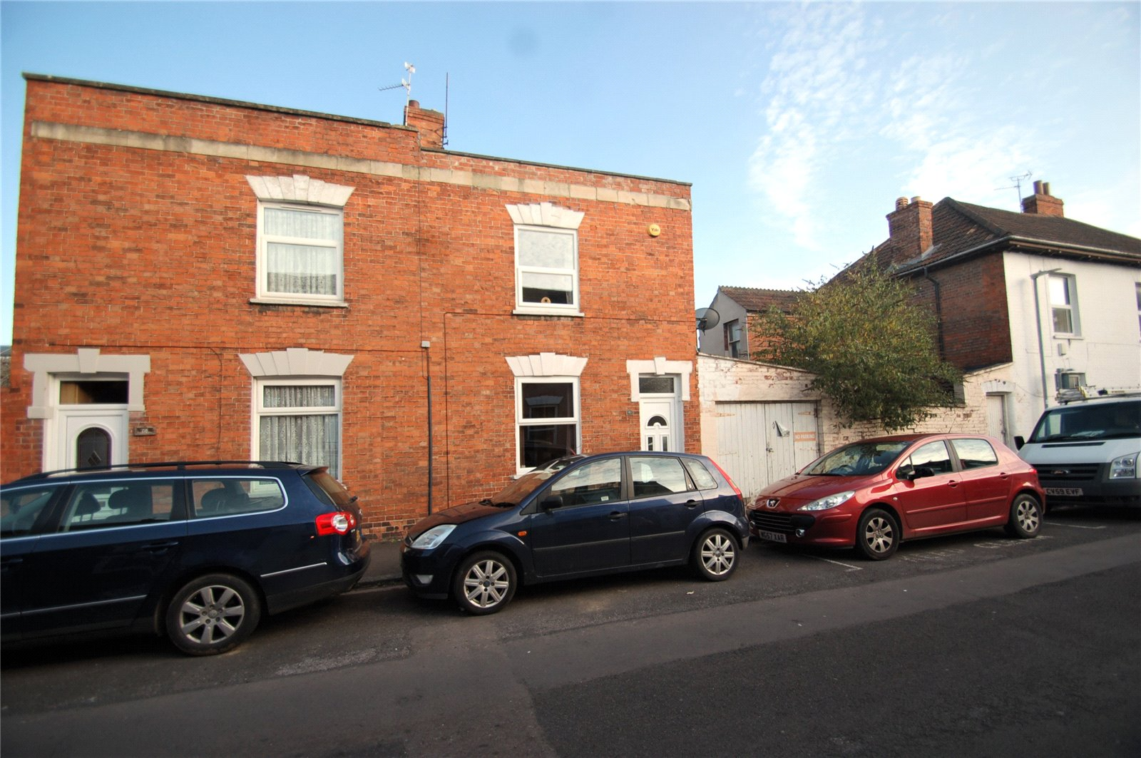 2 Bedrooms Property for sale in Edward Street Bridgwater Somerset TA6