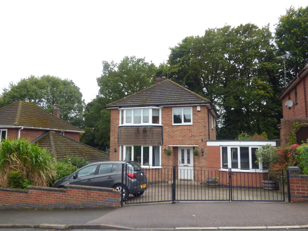 3 Bedrooms Detached House for sale in Temple Hill, Whitwick LE67