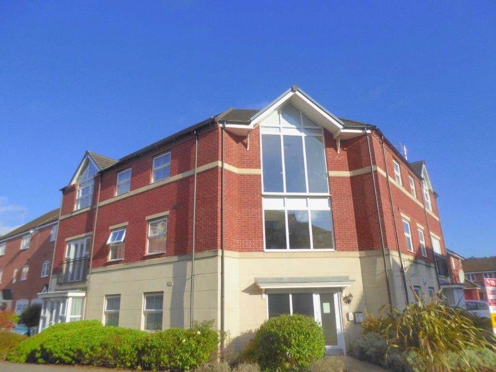 2 Bedrooms Flat for sale in Argosy Way Newport NP19
