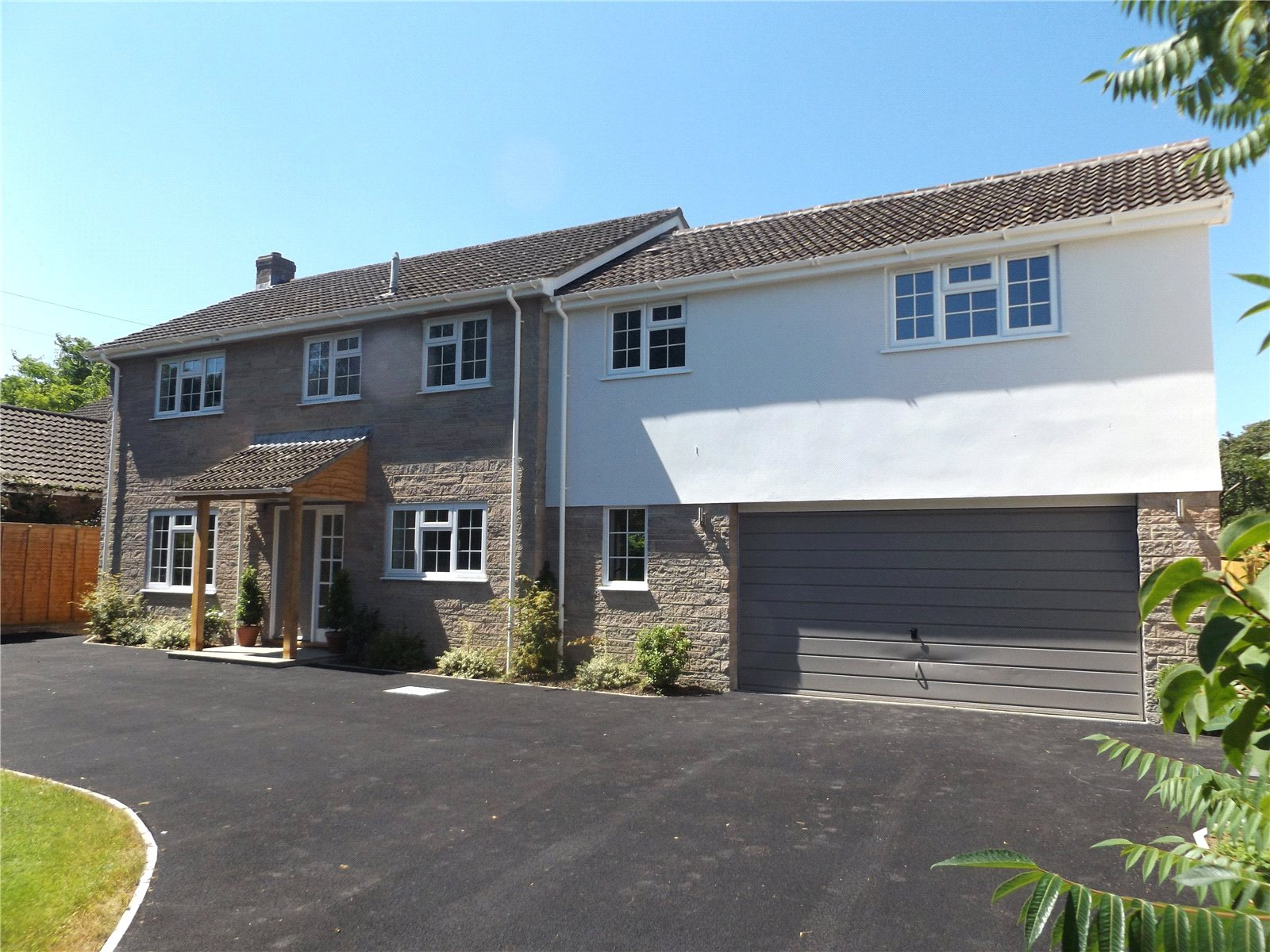 4 Bedrooms Detached House for sale in West Well Lane Theale Wedmore BS28