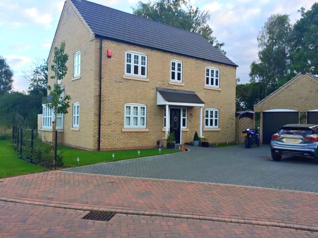 4 Bedrooms Detached House for sale in Grafham Drive, Waddington, Lincoln LN5