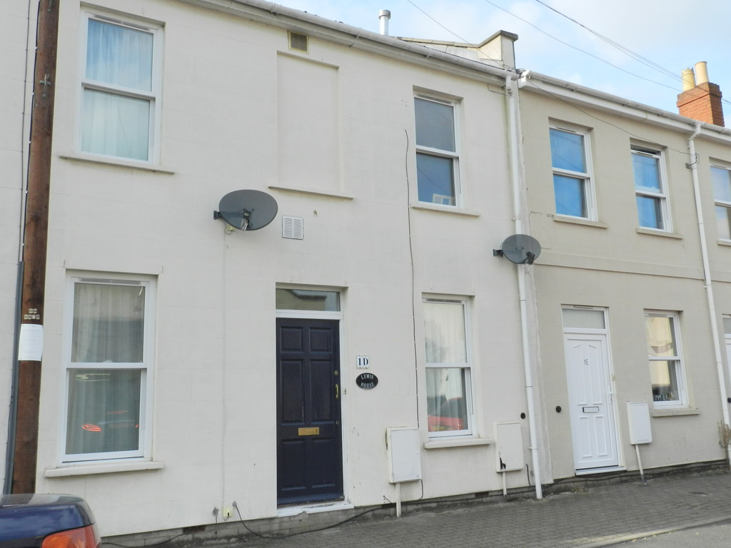 2 Bedrooms Terraced House for sale in St Pauls GL51