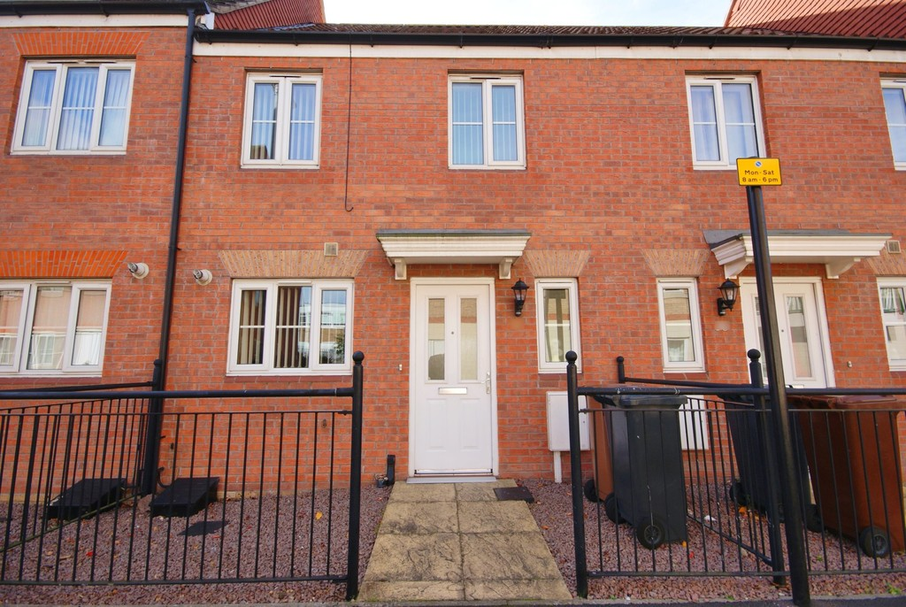 3 Bedrooms Terraced House for sale in Riverside Drive, Anchor Quay, Lincoln LN5