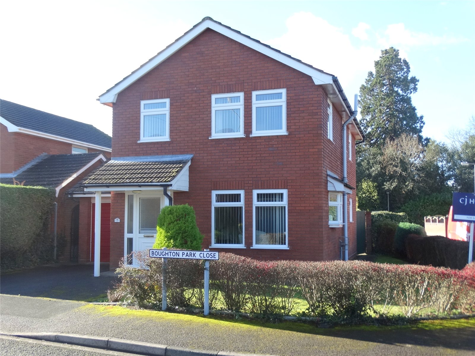 4 Bedrooms Detached House for sale in Boughton Park Close Worcester WR2