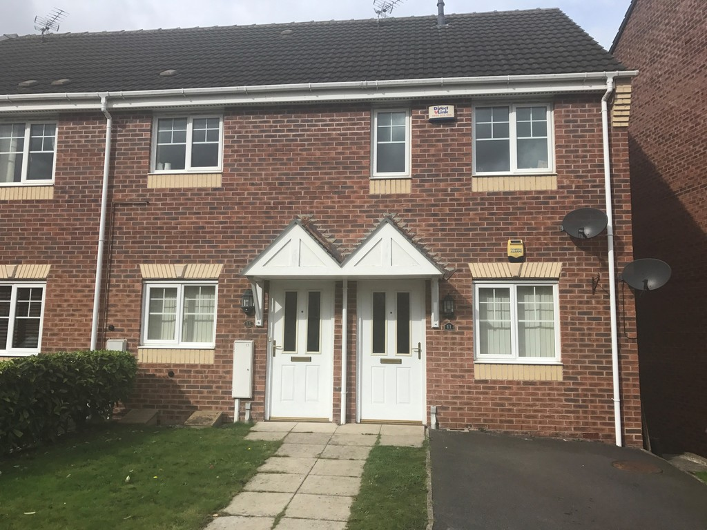2 Bedrooms Apartment Flat for sale in Sandmartins Close, Mansfield NG18