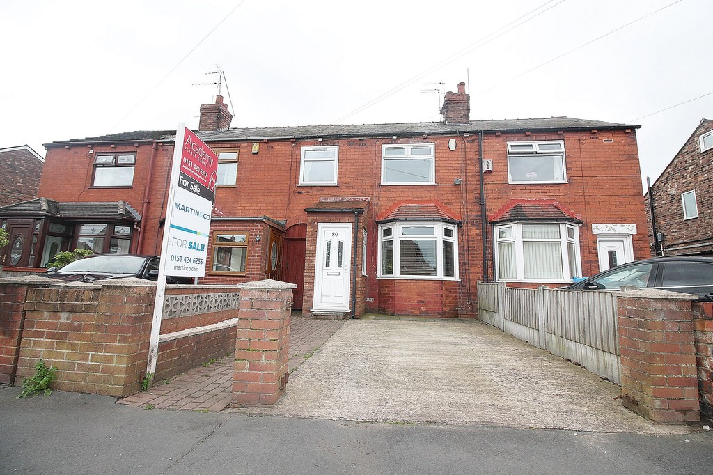 3 Bedrooms Terraced House for sale in Warrington Rd, Widnes WA8