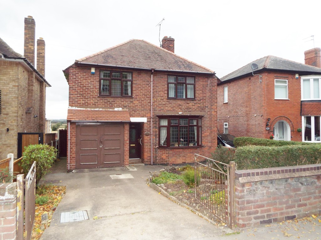 2 Bedrooms Detached House for sale in Mansfield Road, Worksop, Nottinghamshire S80