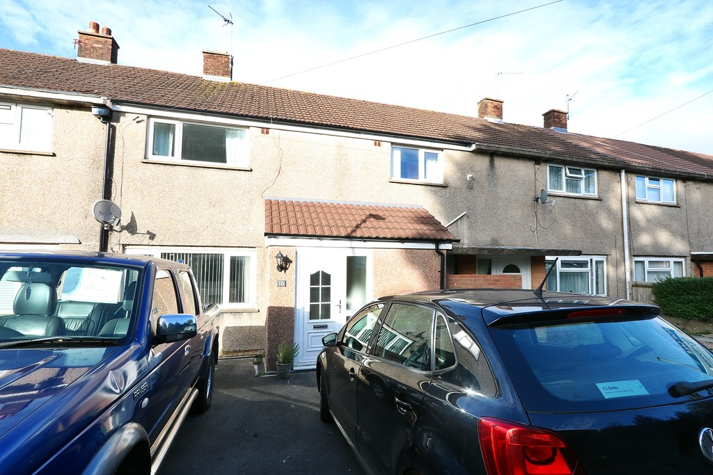 3 Bedrooms Terraced House for sale in Blagdon Close, Llanrumney CF3