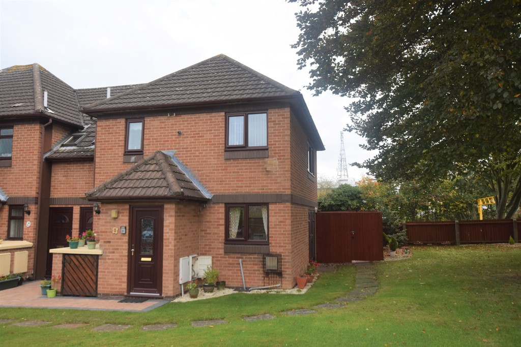 1 Bedroom Property for sale in Mason Court, Hinckley LE10
