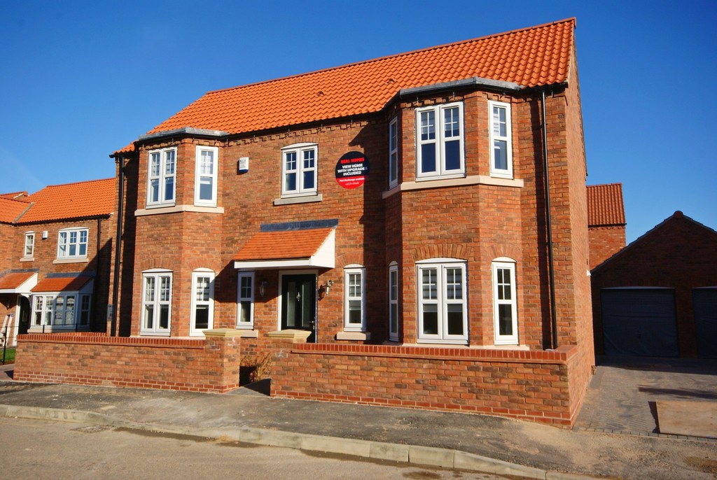 4 Bedrooms Detached House for sale in The Runswick, Lakeside, Waddington LN5