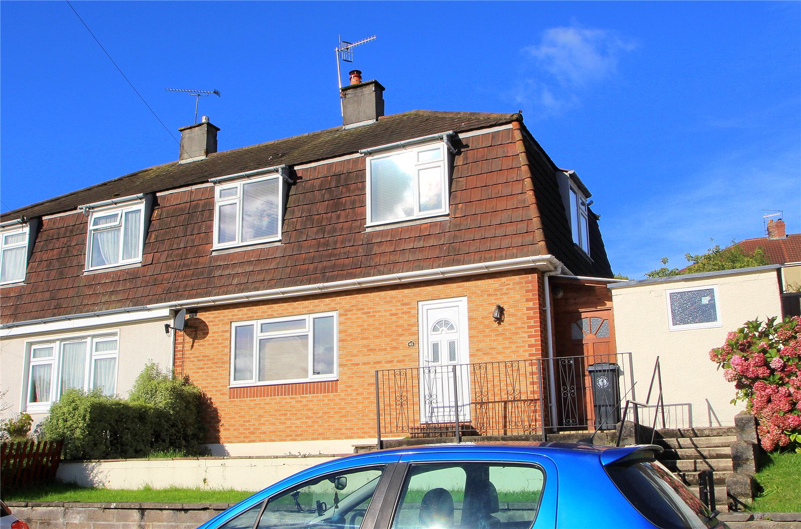 3 Bedrooms Semi Detached House for sale in Brooklyn Road Bedminster Down Bristol BS13