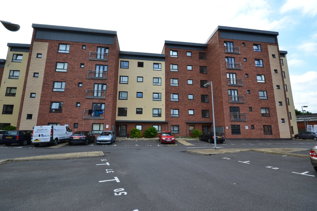 1 Bedroom Apartment Flat for sale in Apartment 71 River Buildings, 28 Western Road LE3