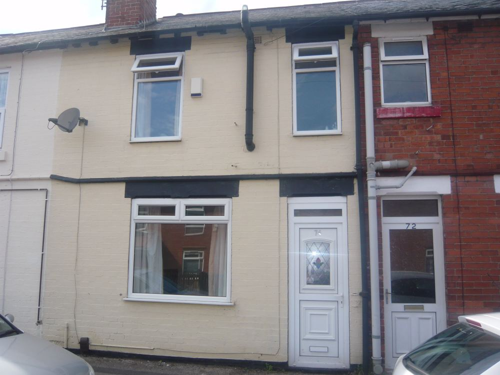Whitegates Mansfield 2 Bedroom House To Let In Smith