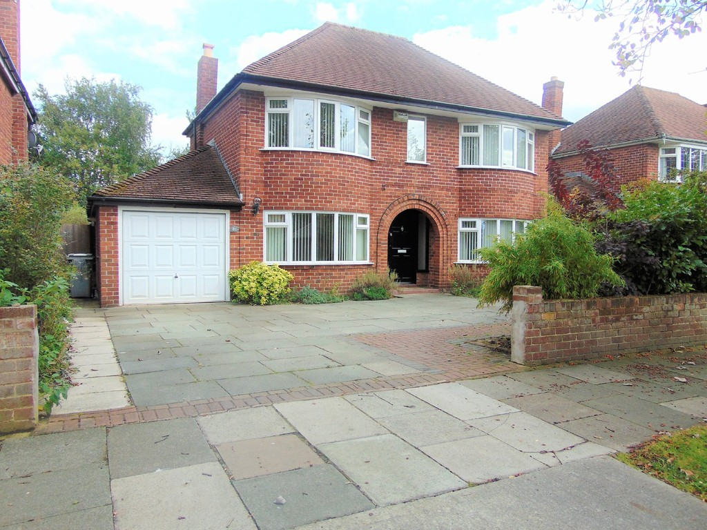 4 Bedrooms Detached House for sale in Woodkind Hey, Spital CH63