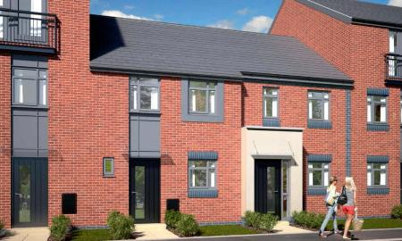 The Tiverton - Plot 417 Johnsons Wharf Leek Road, Hanley ST1 Image 1
