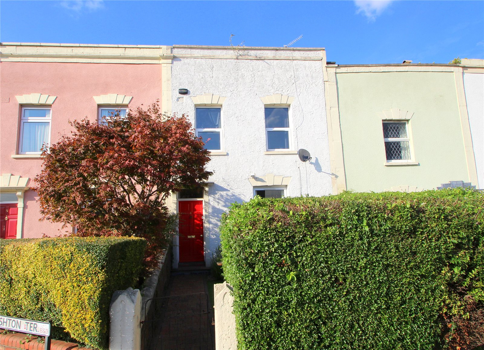 3 Bedrooms Terraced House for sale in Bower Ashton Terrace Ashton Gate Bristol BS3