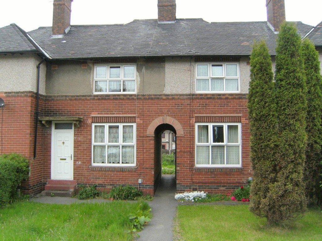 2 Bedrooms Terraced House for sale in Dagnam Road, Sheffield S2 S2