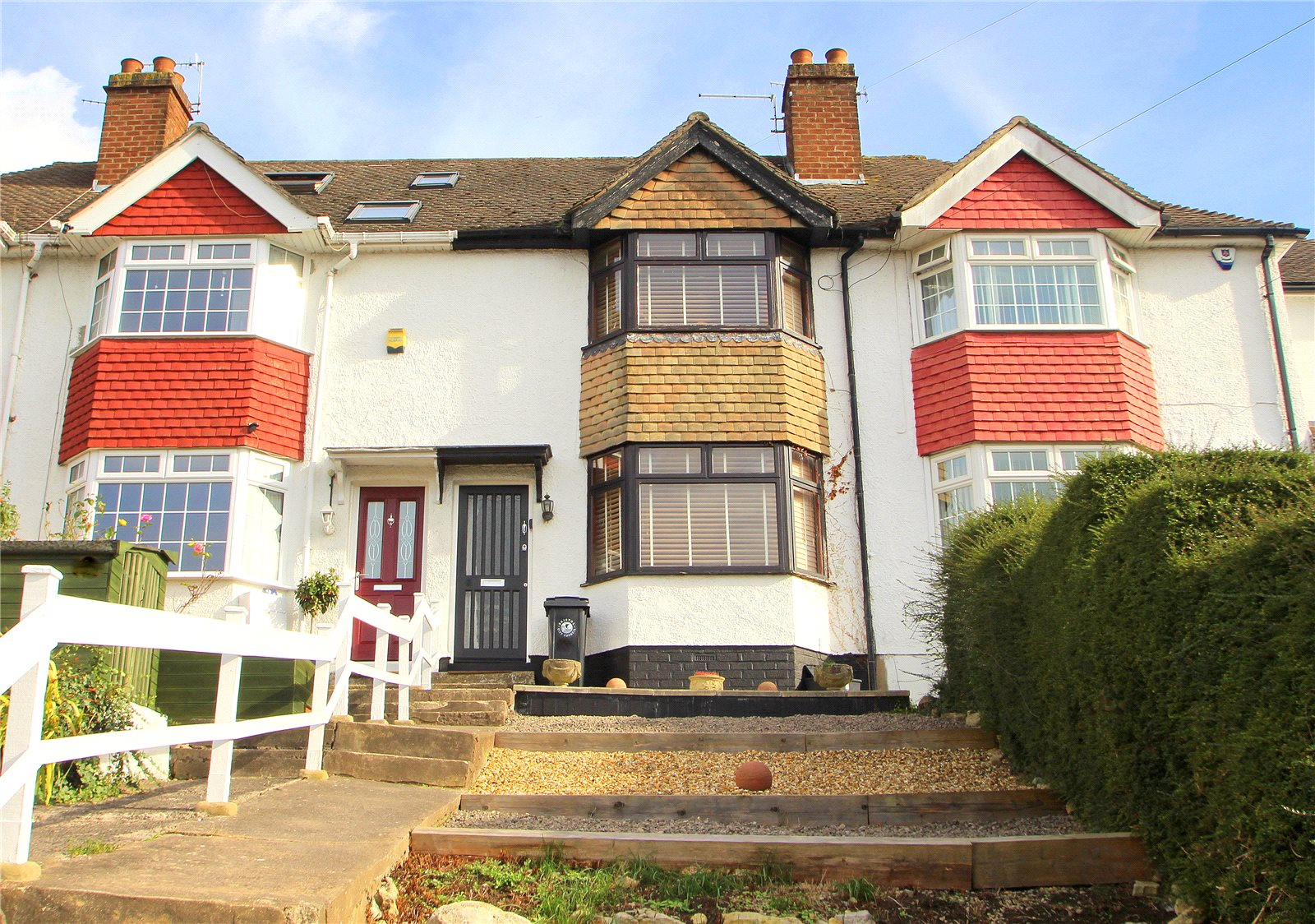 2 Bedrooms Terraced House for sale in St Peters Rise Headley Park Bristol BS13