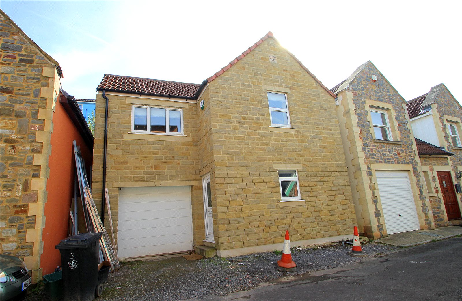 3 Bedrooms Detached House for sale in Winton Lane Totterdown Bristol BS4