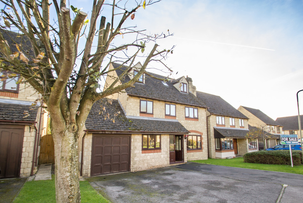 6 Bedrooms Detached House for sale in Sherbourne Road , Witney OX28