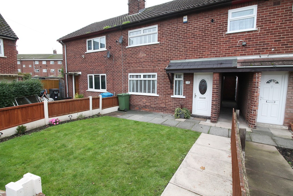 2 Bedrooms Terraced House for sale in Crowwood Place, Widnes WA8
