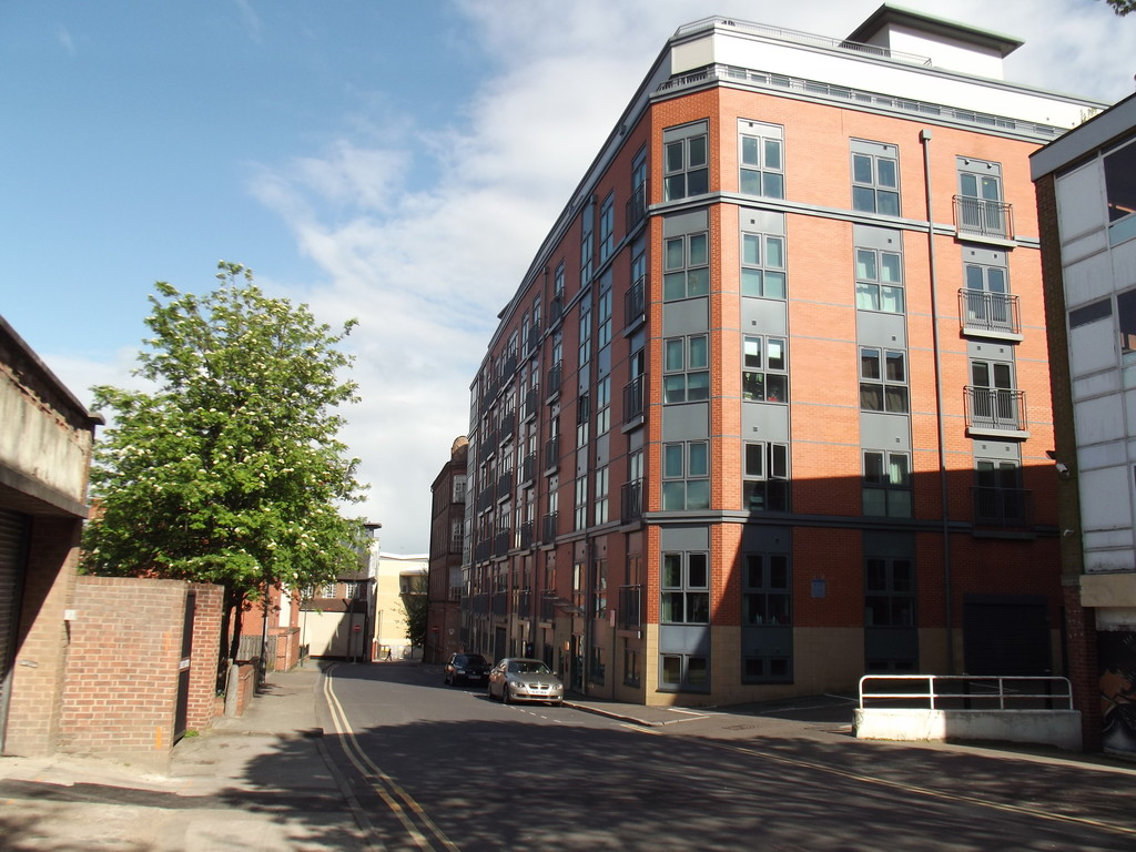 2 Bedrooms Apartment Flat for sale in The Habitat, Woolpack Lane NG1