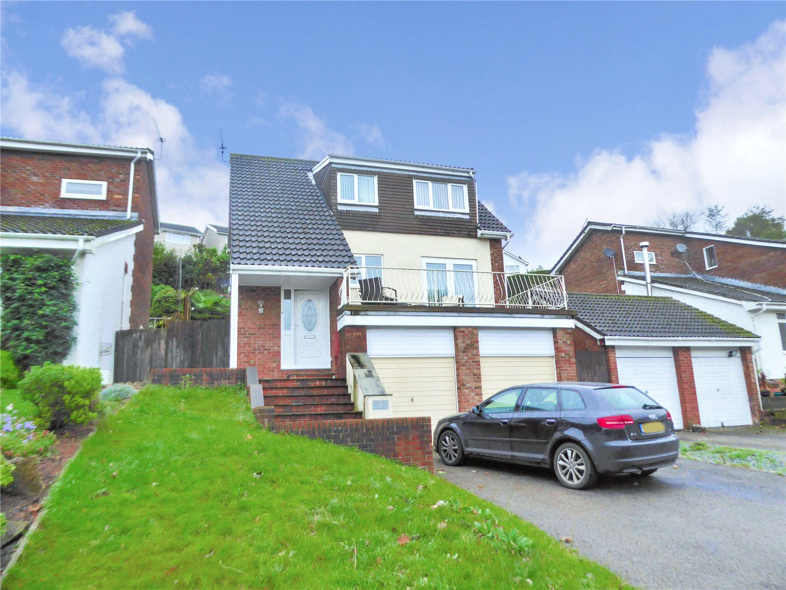 4 Bedrooms Property for sale in Springfield Drive Off Chepstow Road Newport NP19