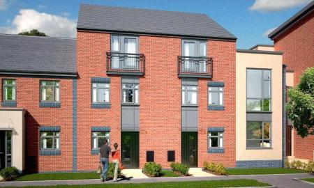 The Dawlish - Plot 414 Johnsons Wharf Leek Road, Hanley ST1 Image 1