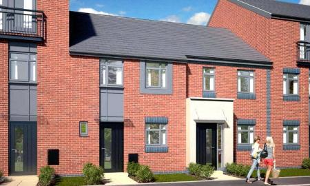 The Tiverton - Plot 411 Johnsons Wharf Leek Road, Hanley ST1 Image 1