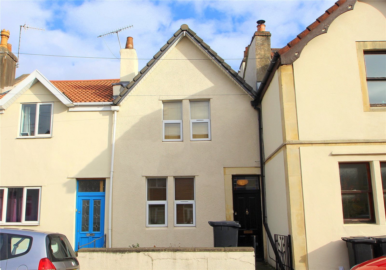 2 Bedrooms Terraced House for sale in Greenbank Road Southville Bristol BS3