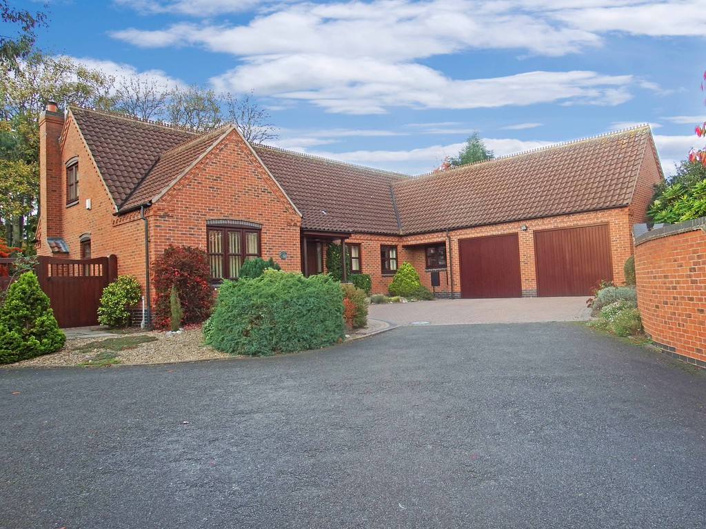 5 Bedrooms Property for sale in Cottage Garden Close, Hathern LE12
