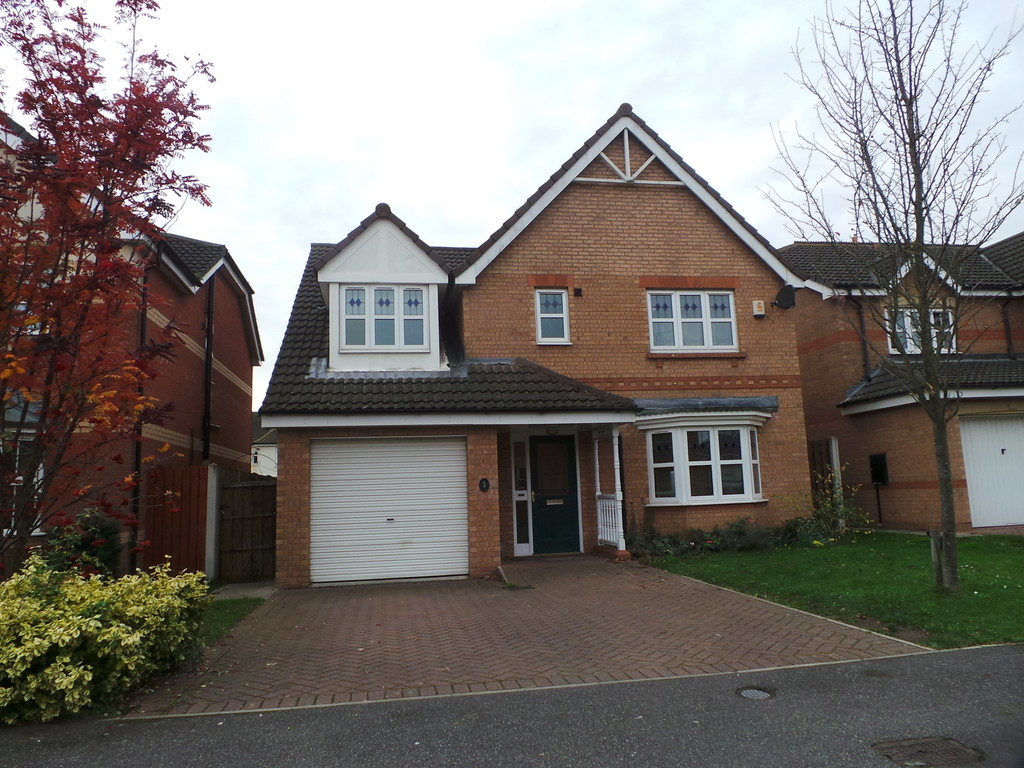4 Bedrooms Detached House for sale in Salisbury Close, Morton, Gainsborough DN21