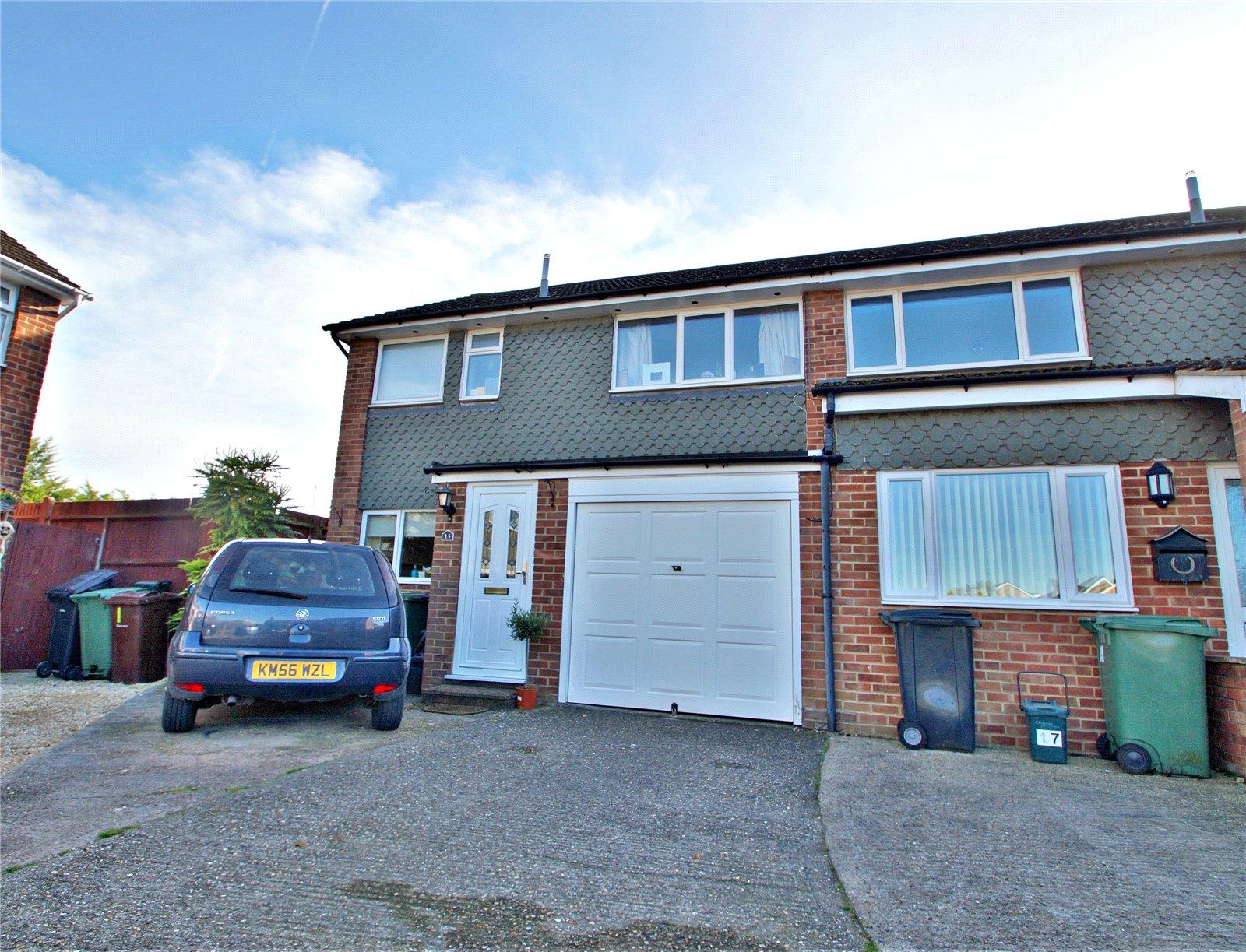 Parkers Chinnor 3 Bedroom House For Sale In Fox Cover