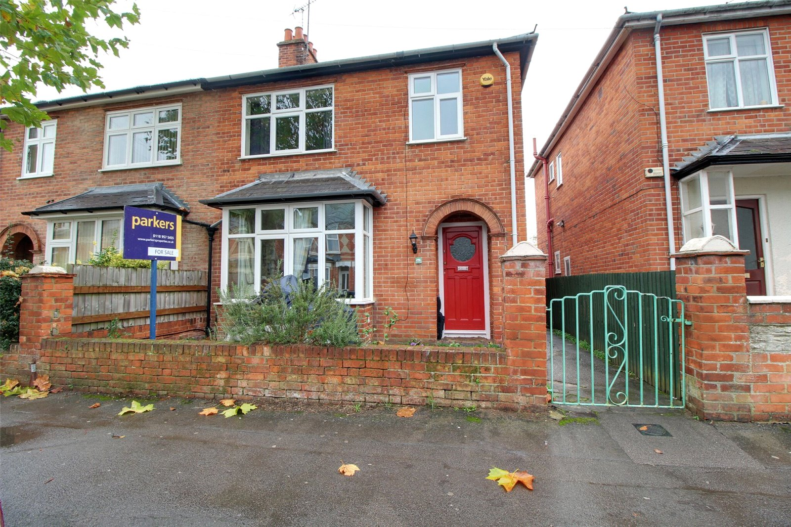 Parkers Reading 3 Bedroom House For Sale In Wantage Road