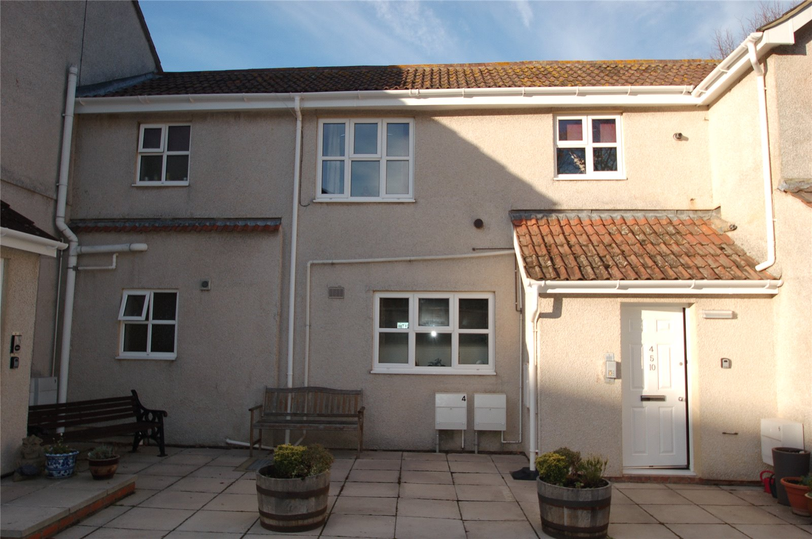 1 Bedroom Flat for sale in Chalice Mews Northgate Bridgwater TA6
