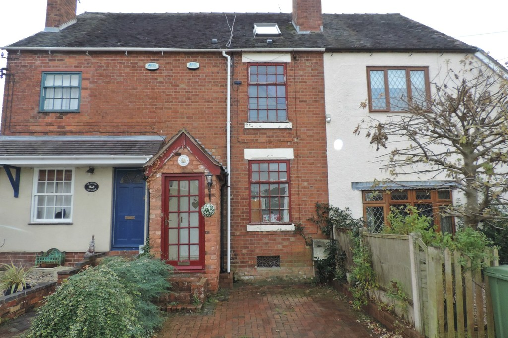 3 Bedrooms Terraced House for sale in Old Rickerscote Lane, Stafford, Staffordshire ST17