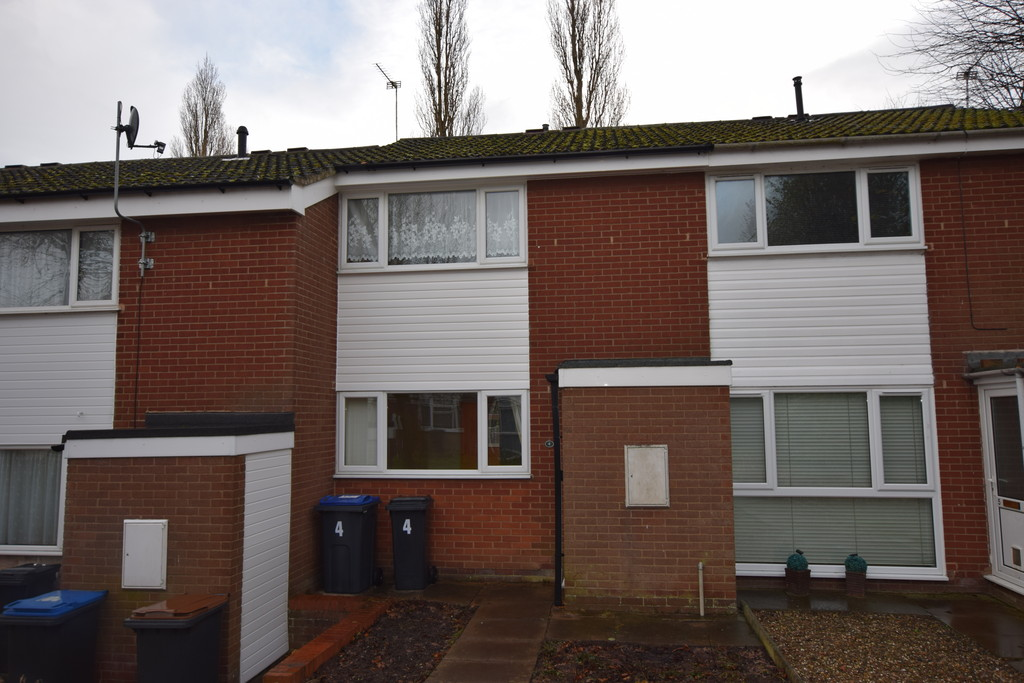 2 Bedrooms Terraced House for rent in Castle Close, Earl Shilton LE9