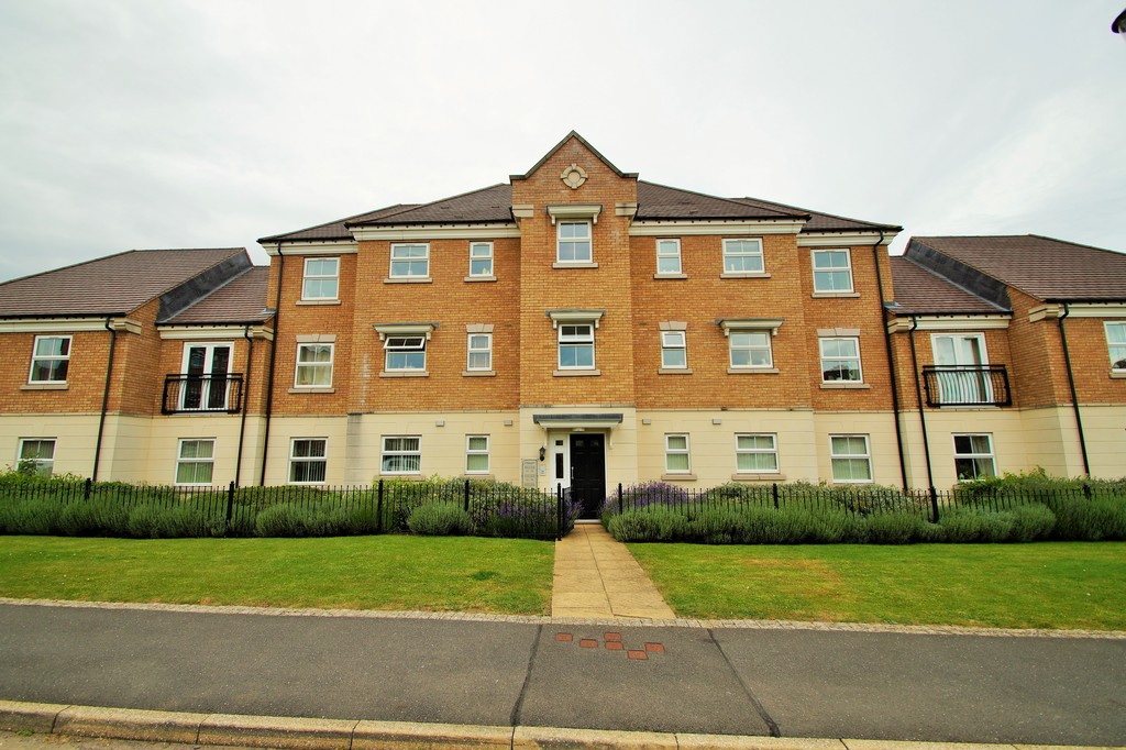 2 Bedrooms Apartment Flat for sale in Rugby, Longstork Road CV23