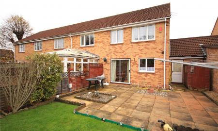 Willow Bed Close Fishponds Bristol BS16 Image 9